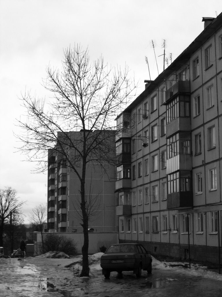 Улица Горького, Кондрово