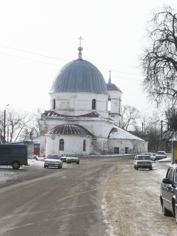 Церковь в кондрово, Кондрово