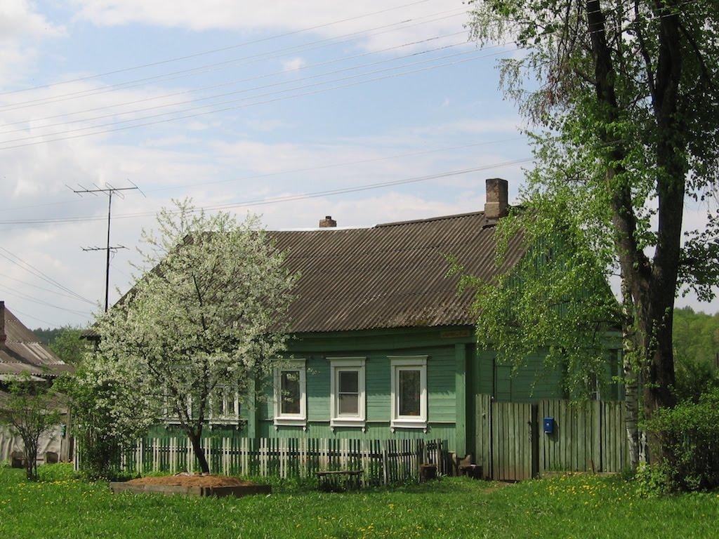 House in center of Medyn, Медынь
