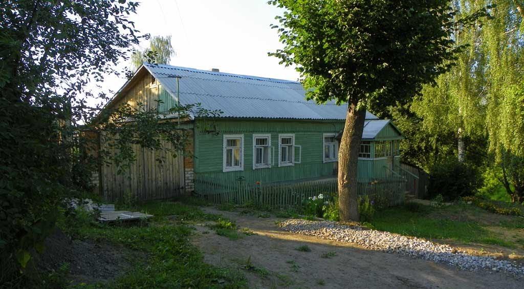 Наш дом Сереги, Сухиничи