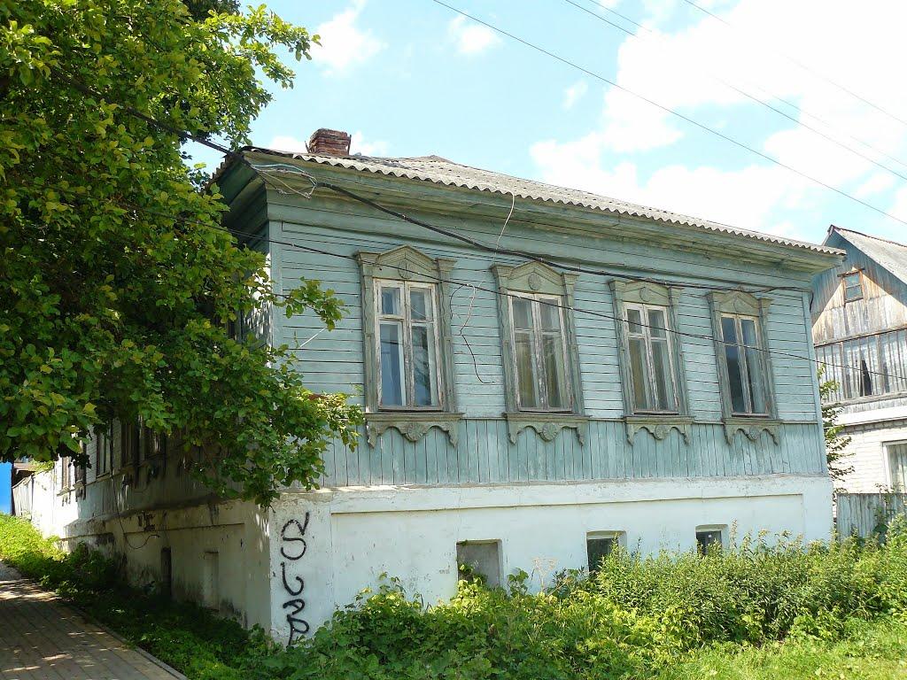Дом, Таруса