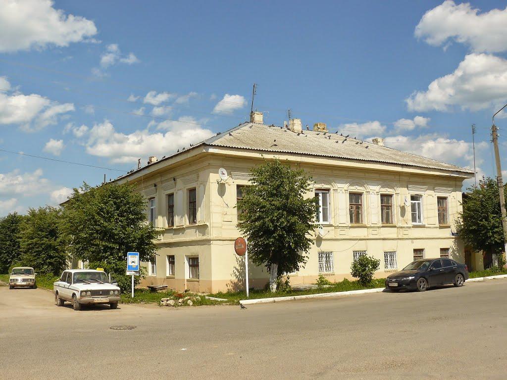 Центр, Таруса