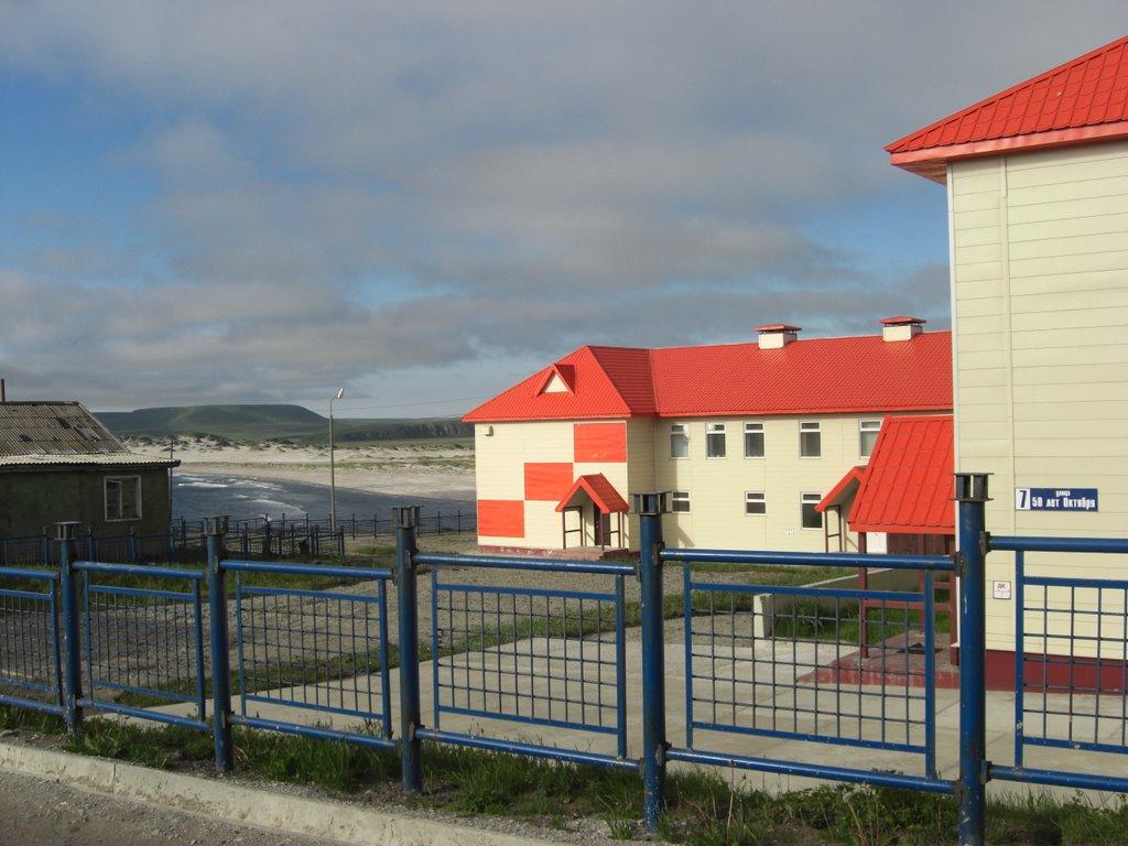 Школа, Никольское