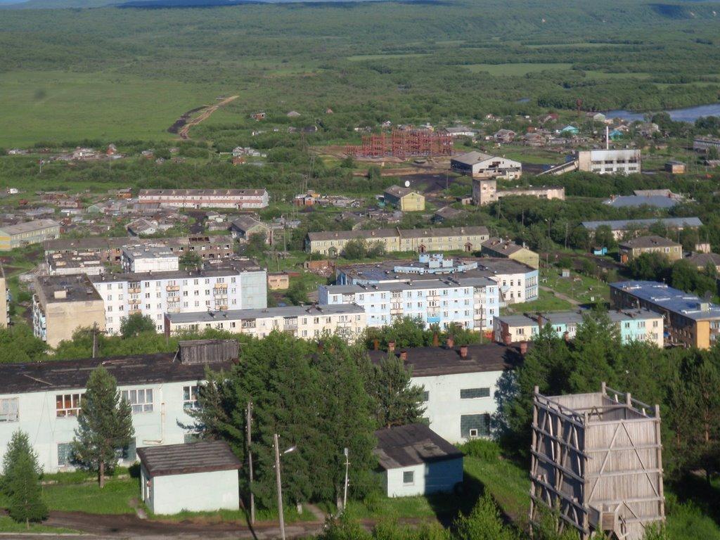 Июль 2008, Тигиль