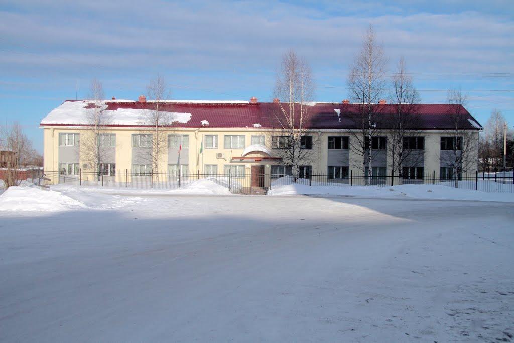 Здание Лоухского районного суда, Лоухи