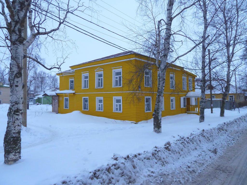 Деревяшка, Петрозаводск