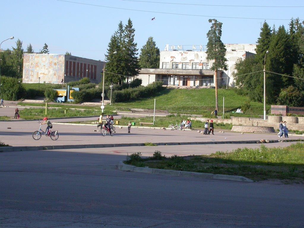 фото города питкяранта