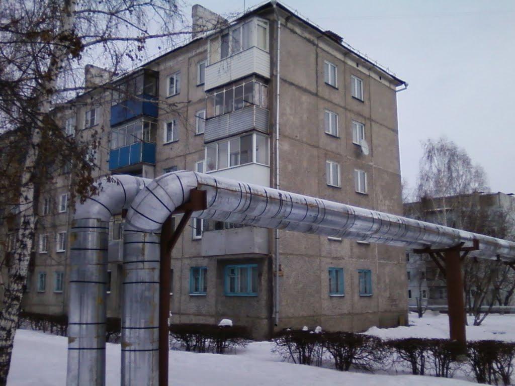 ул.Советская (Беловские Арки), Белово
