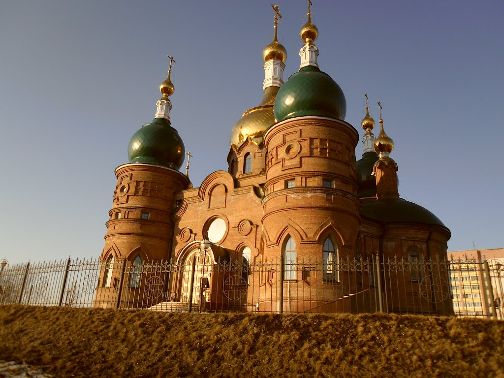 Храм, Березовский