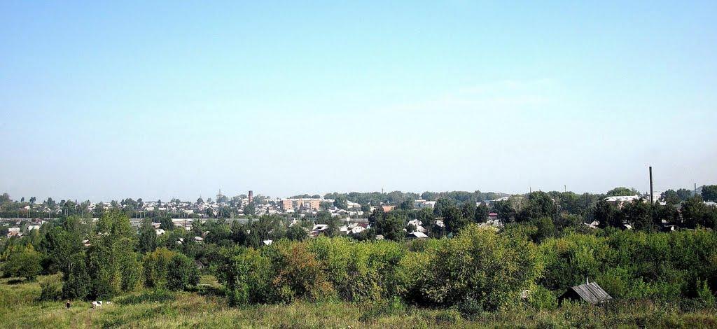 Северный поселок, Киселевск