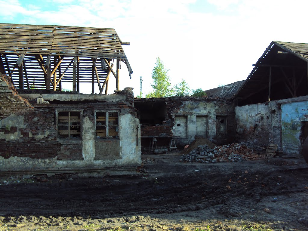 Old bakery, Зуевка