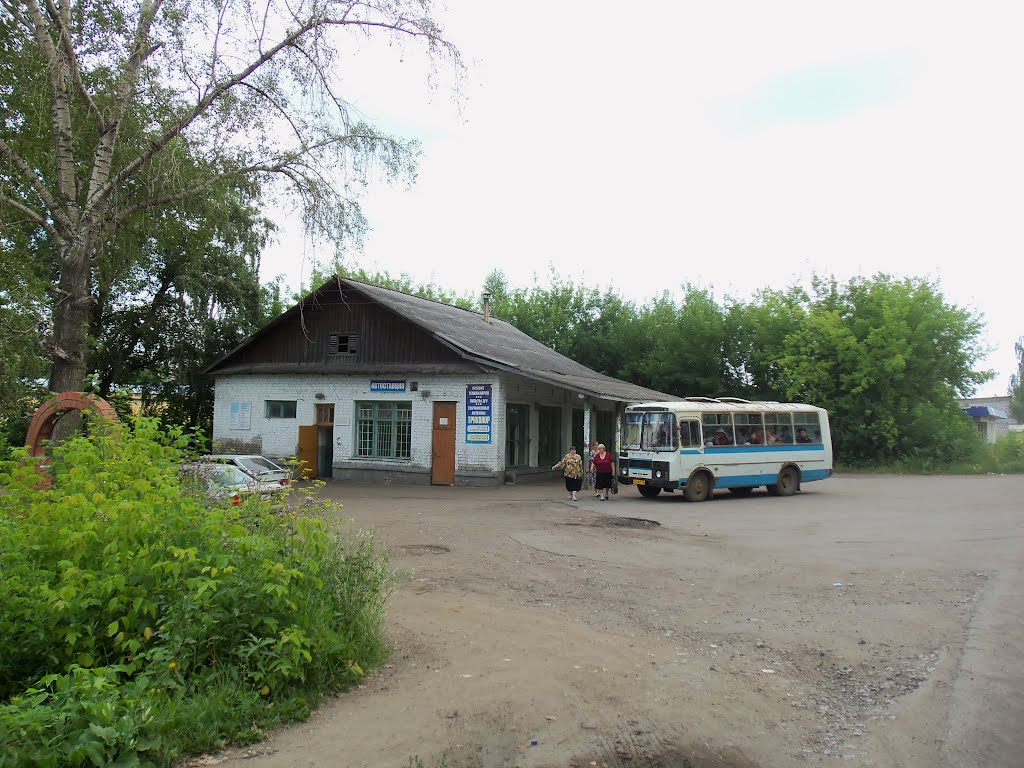 Автостанция, Зуевка