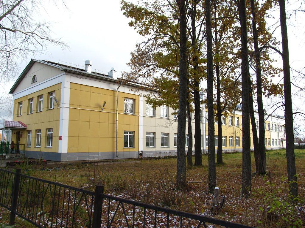 Школа, Зуевка
