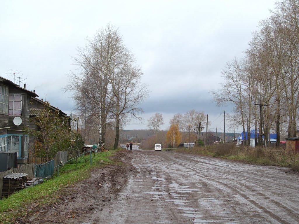 Зуевская осень, Зуевка