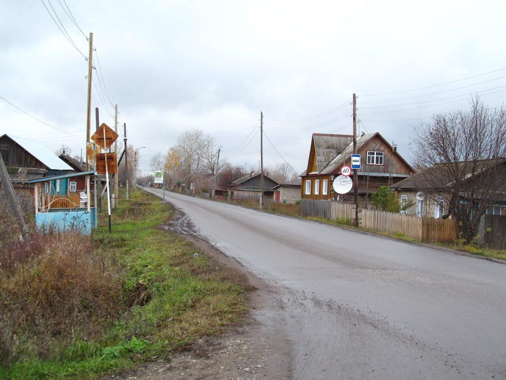 Ул.Мелиоративная, Зуевка