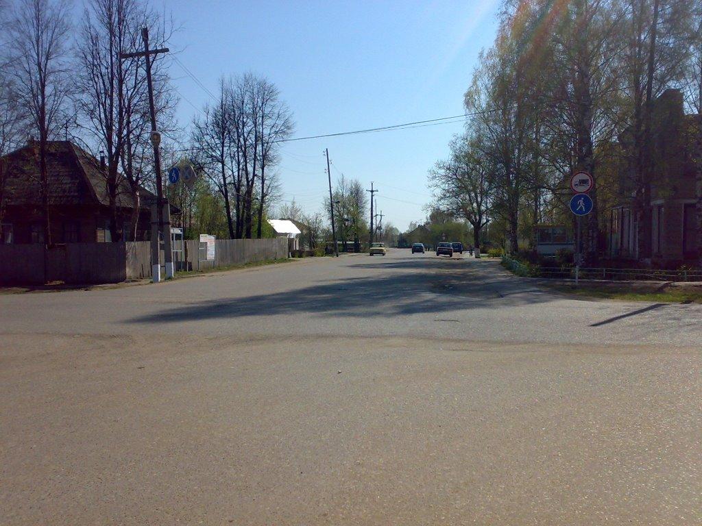 центр, Кикнур
