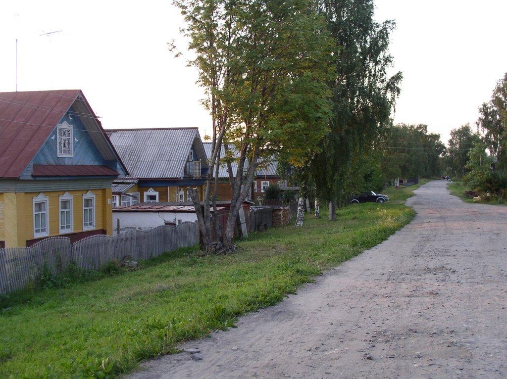 ул. Пушкина, Луза