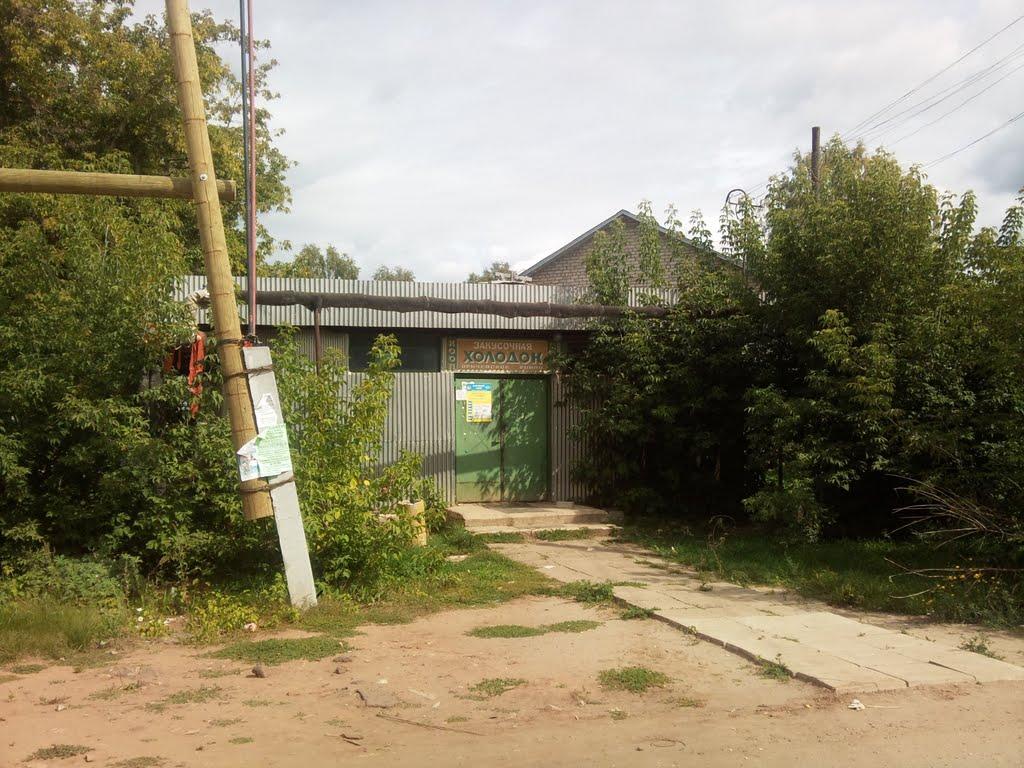 поселок Оричи, Оричи