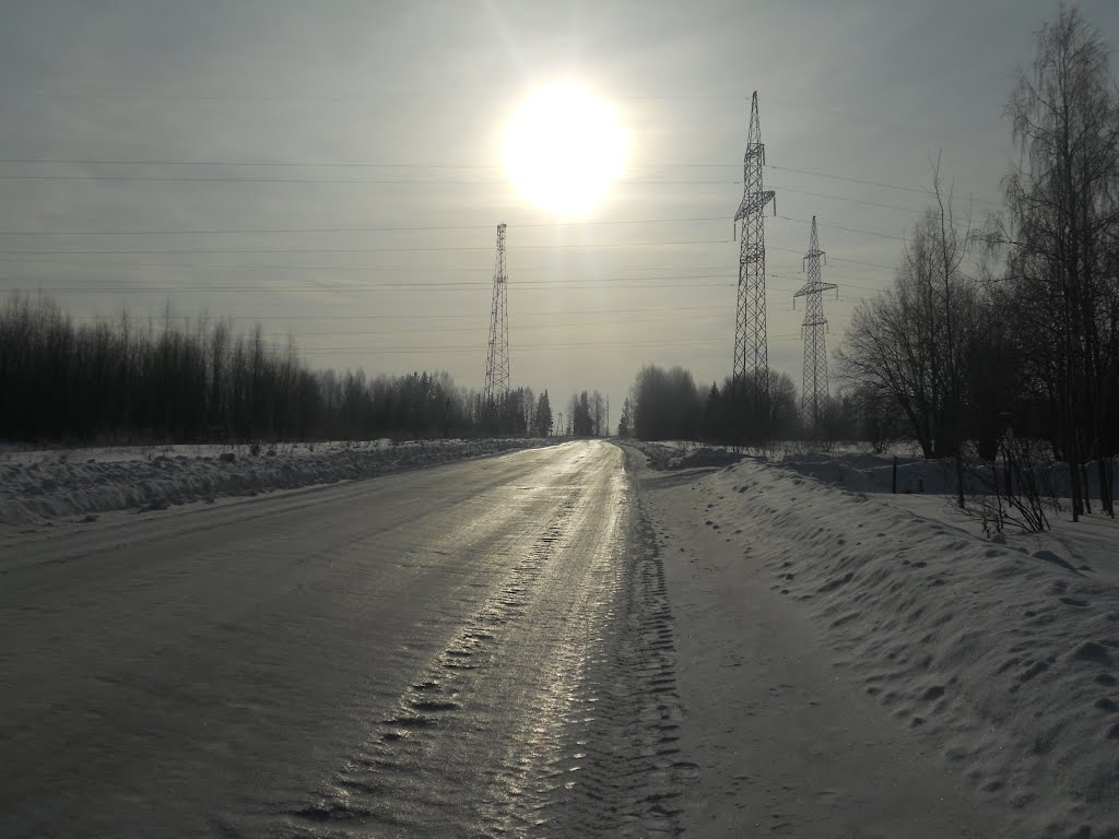Солнце, Фаленки