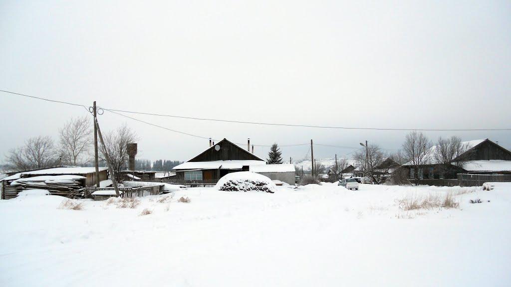 Улица Заречная, Фаленки