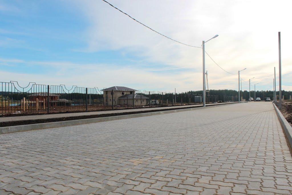Поселок Экопарк Воробьевы пруды Premium, Халтурин