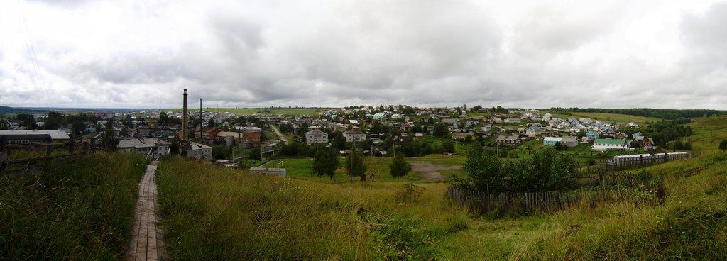 Панорама, Визинга