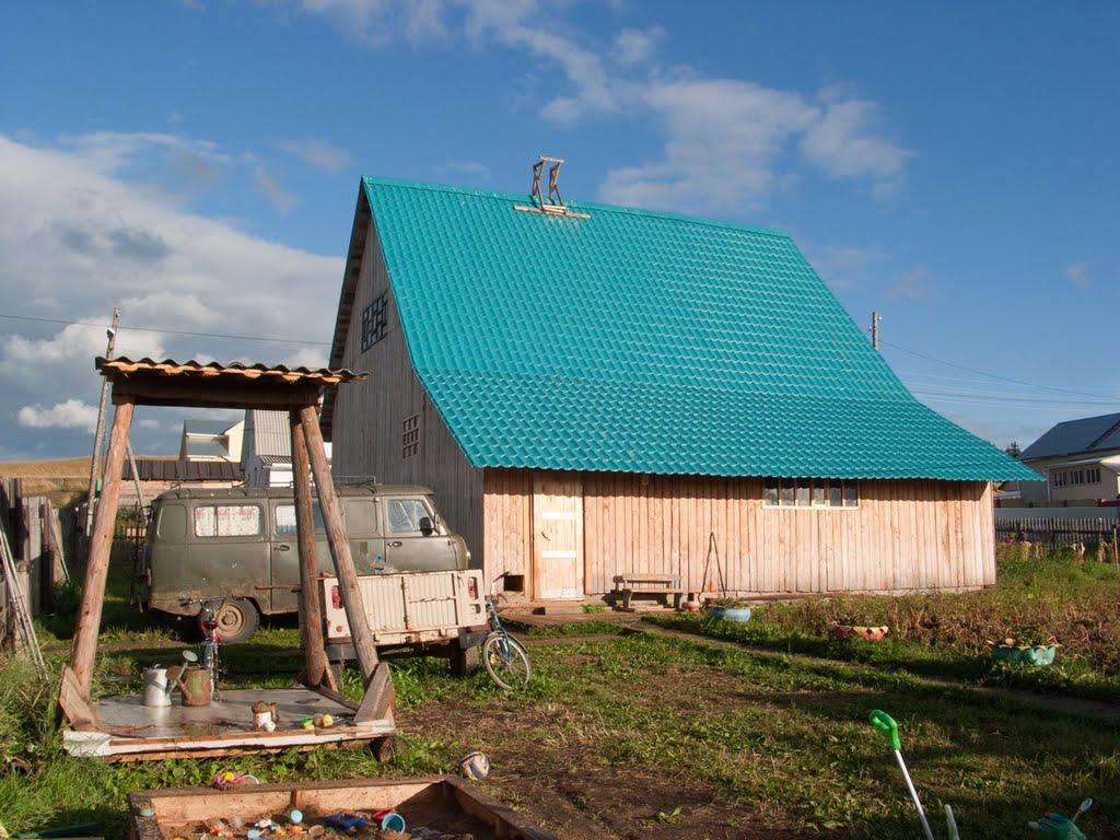 Brothers house   дом брата. 2010, Визинга