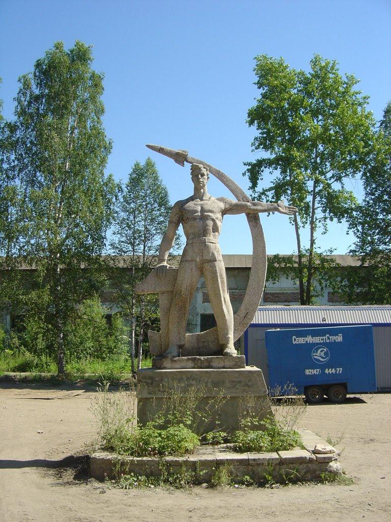 Завод КМЗ (бывший), Вожаель