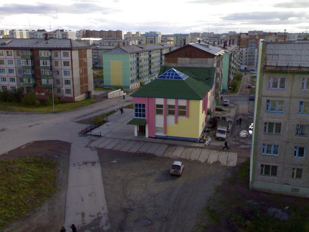 Тиман, Воркута