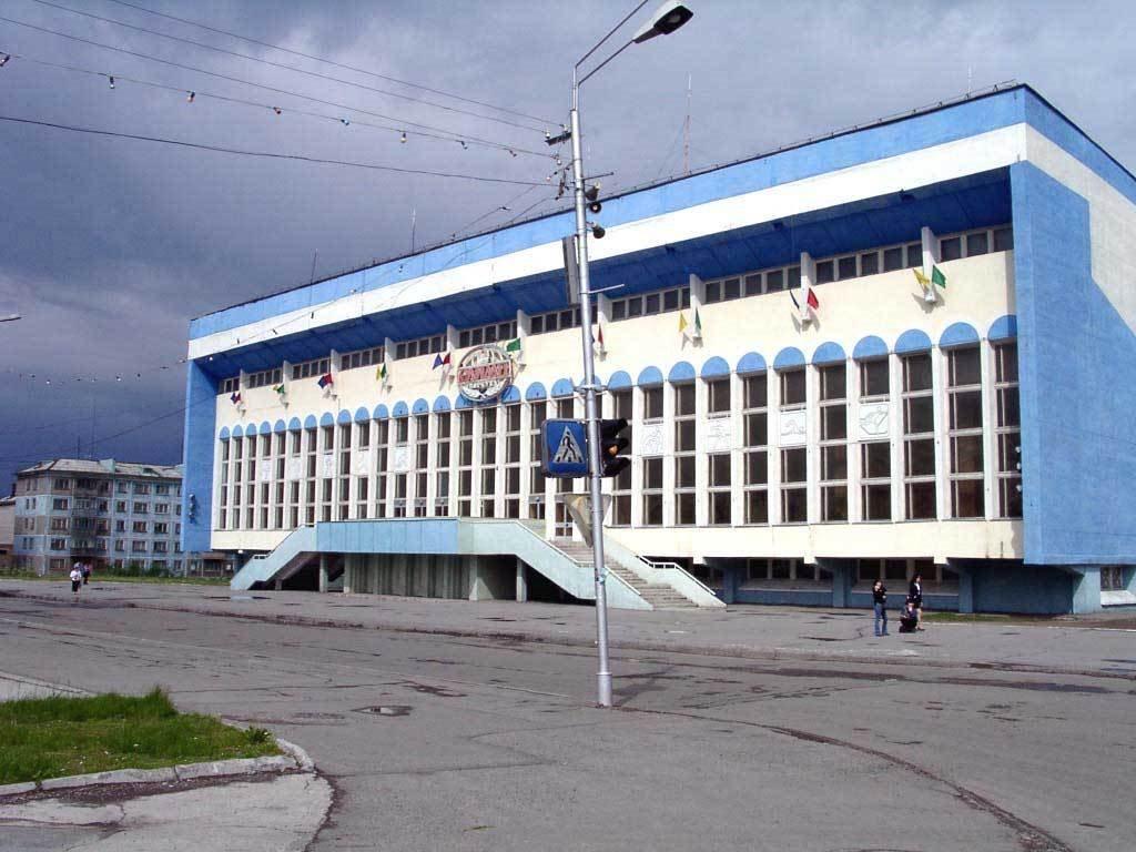 КАТОК-ОЛИМП, Воркута
