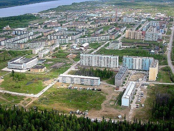 наш город, Вуктыл