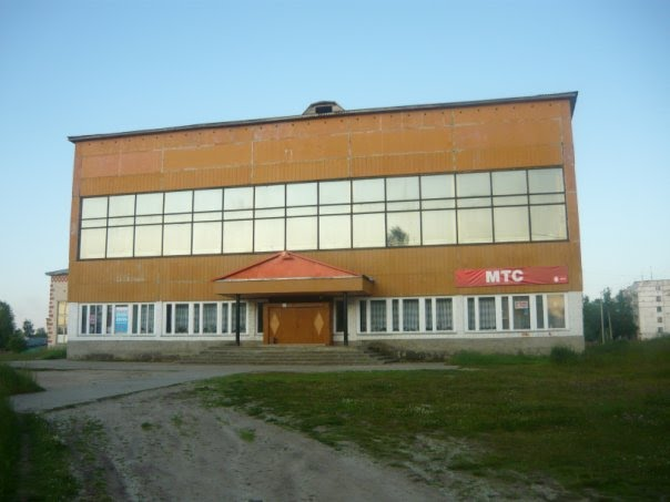 Спорткомплекс пгт Жешарт, Гешарт