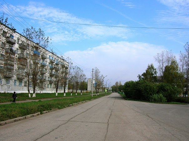 улица Мира, Гешарт