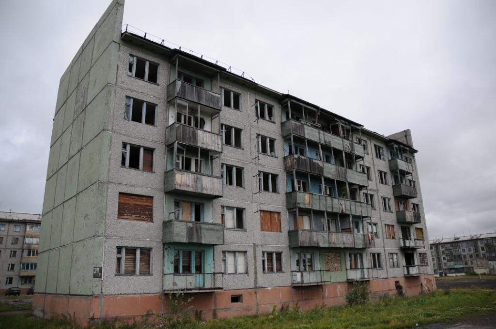 Dom... www.jeszczedalej.pl, Заполярный