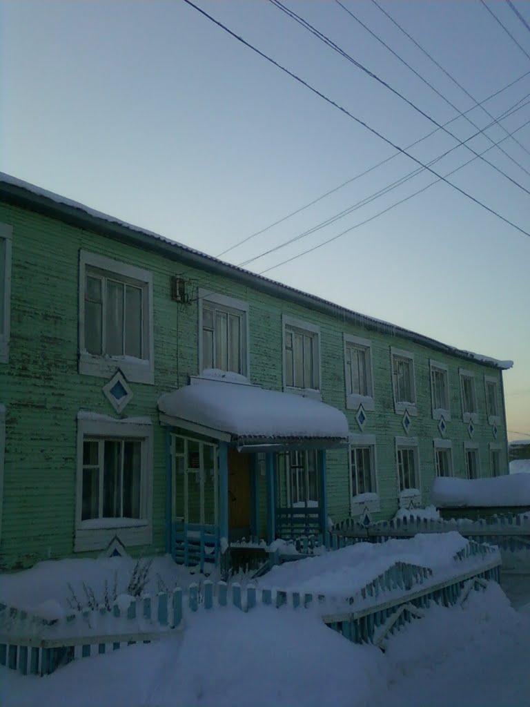 Гостиница Ижма, Ижма