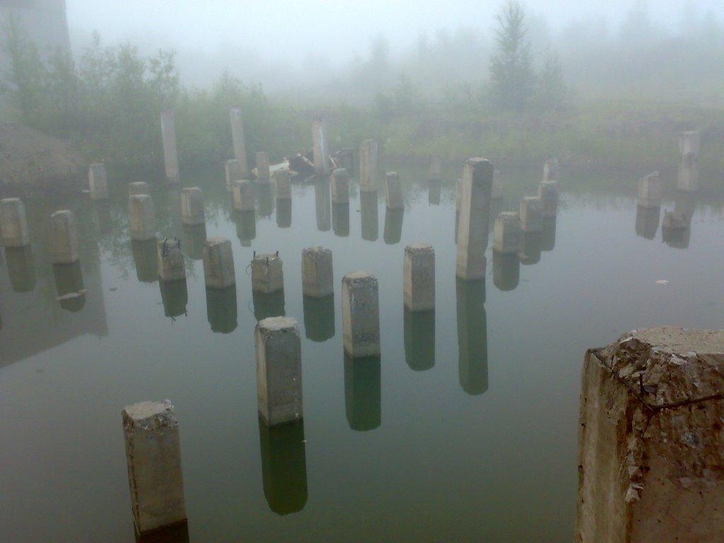 туман на Храме, Инта