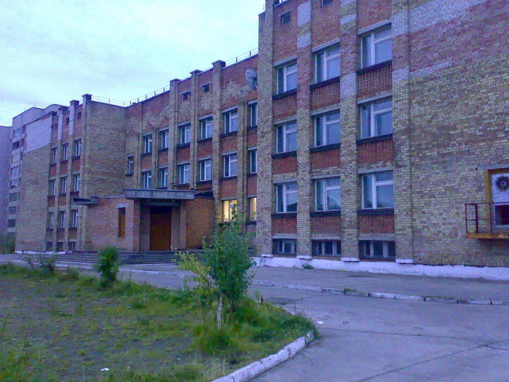 Лицей №1(бывшая Академическая гимназия), Инта