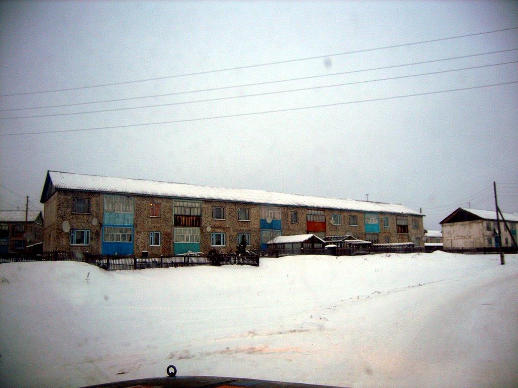 Дома в Каджероме, Каджером