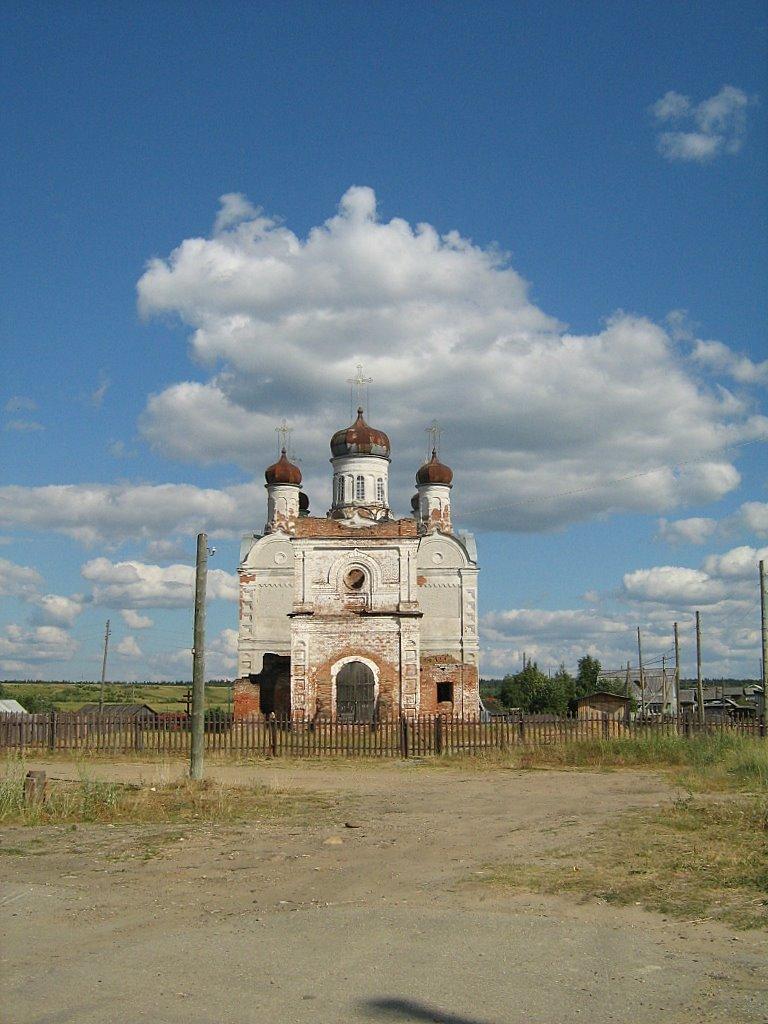 Церковь, Койгородок