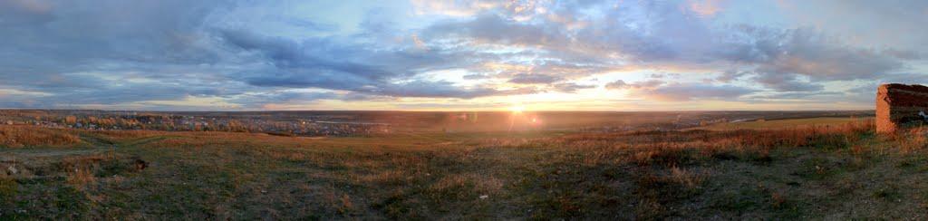Sunset, Койгородок