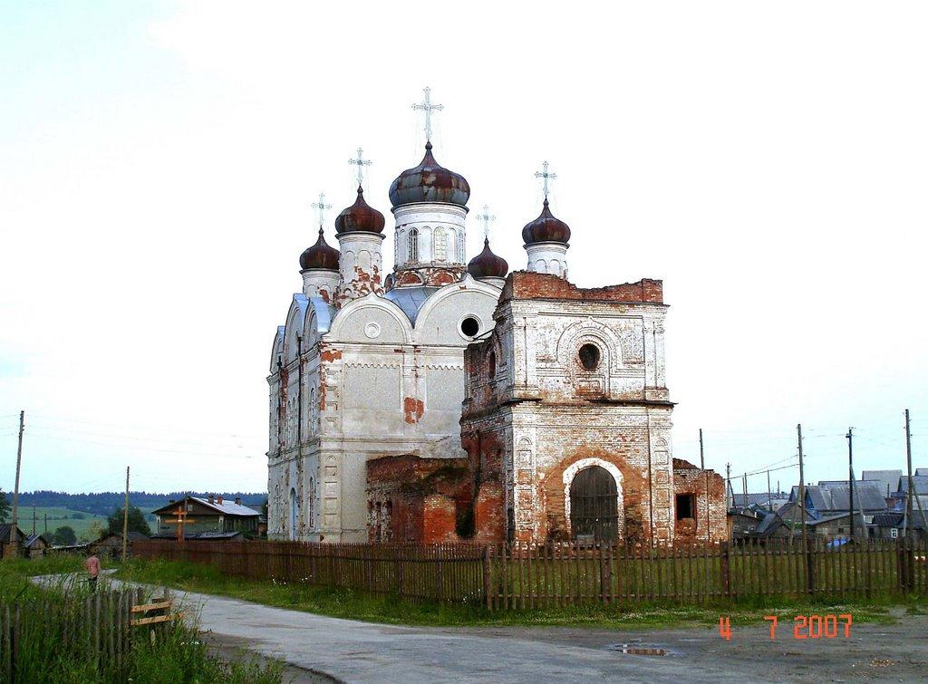Храм Койгородок, Койгородок