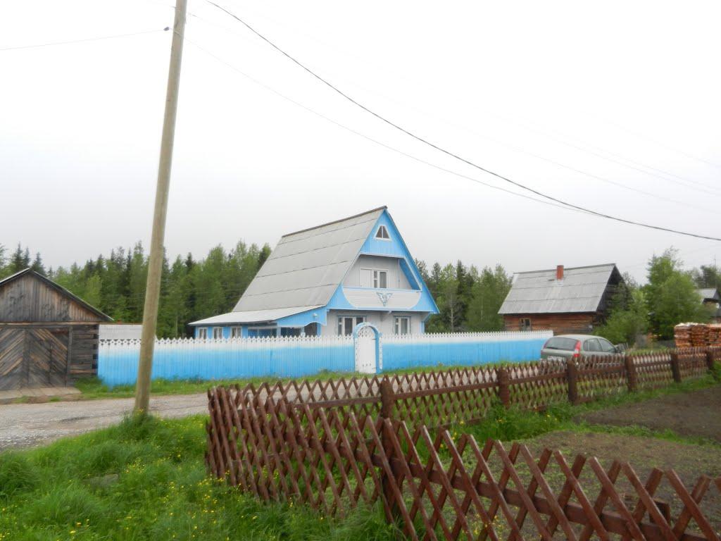 Домик, Кослан