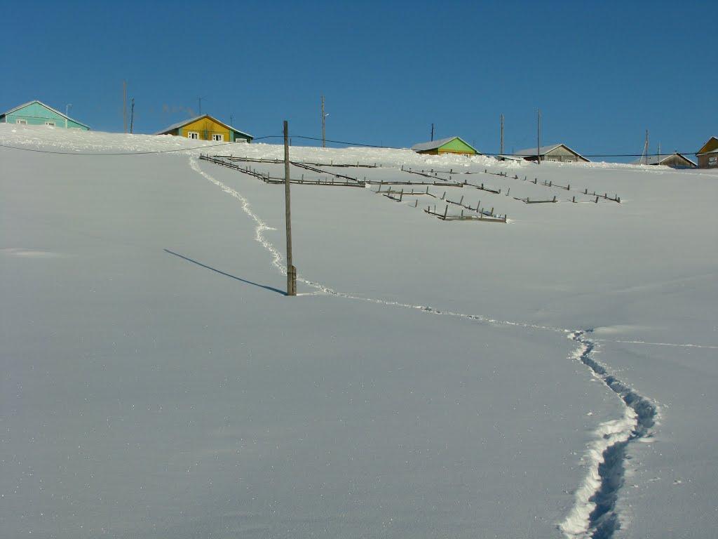 Тропинка в гору, Кослан