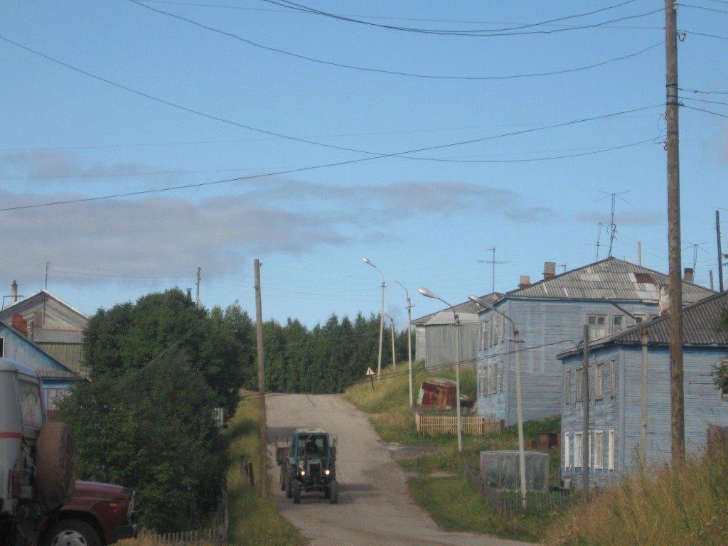 Улица Строителей, Кослан