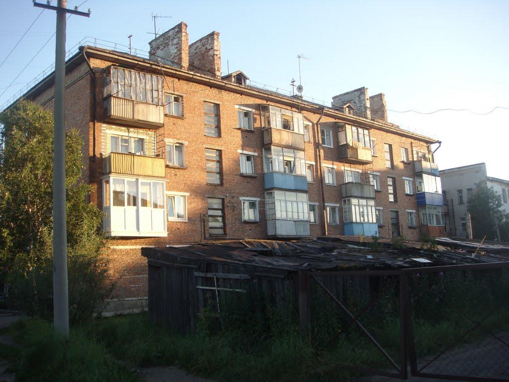 Невский, Печора
