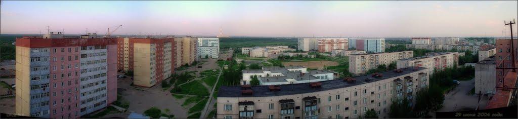 Печора, мкр. Энергетиков, 2004 год, Печора