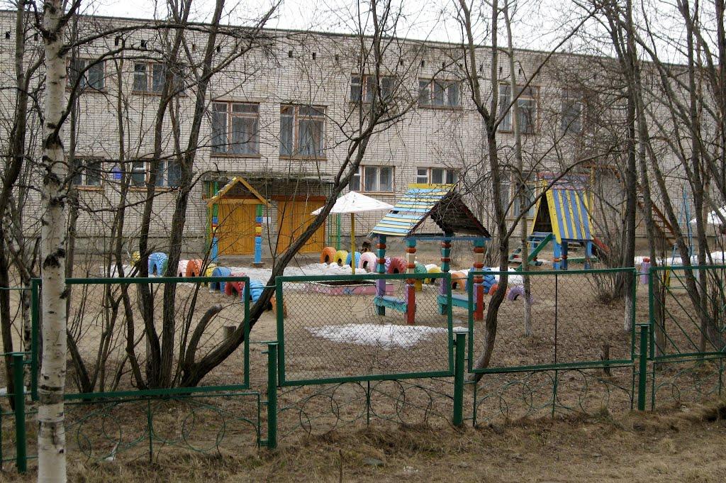 """Детский сад """"Рябинушка"""", Печора"""