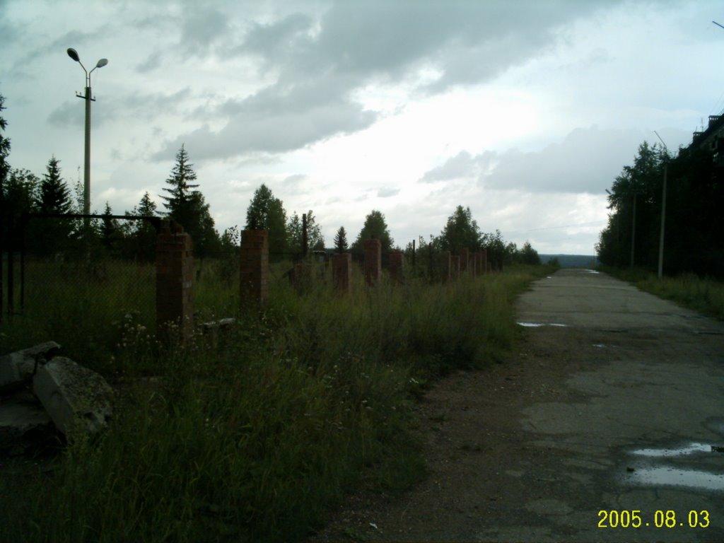 Здесь будет коттеджный райончик, Сосногорск