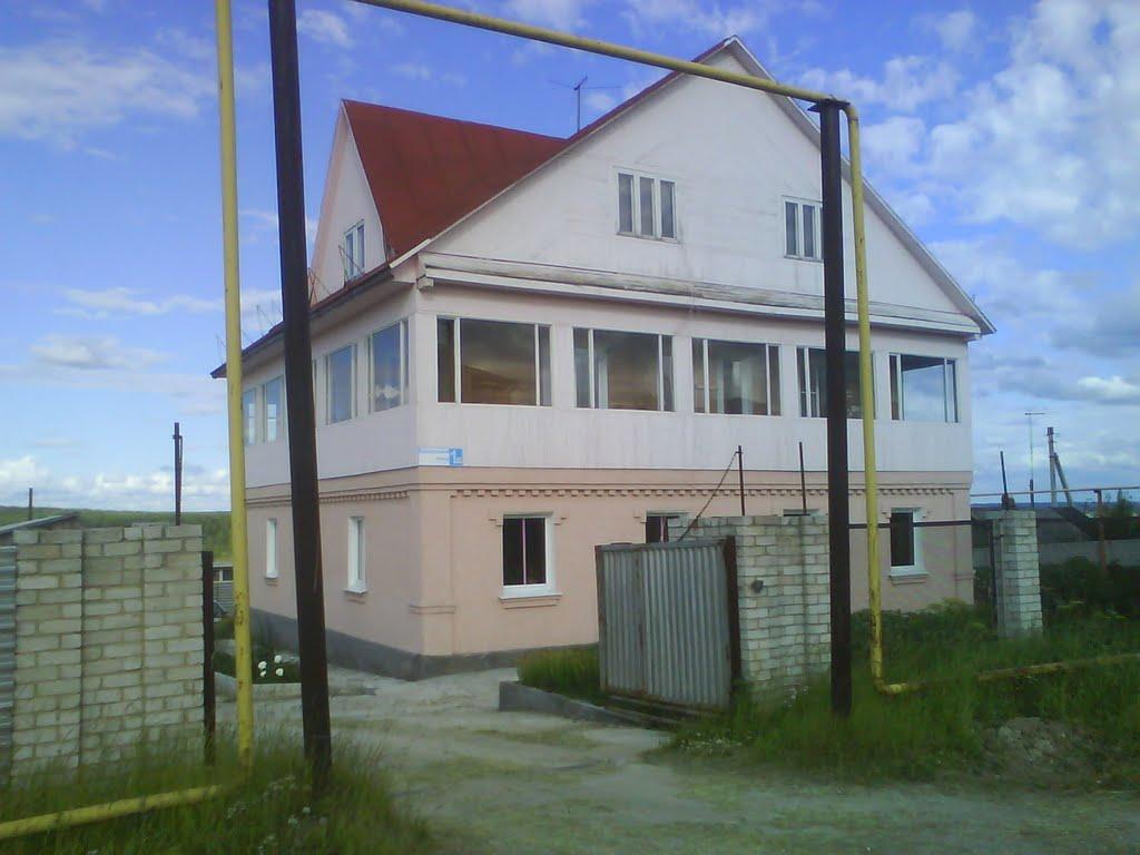 Ул. Колхозная, Сосногорск