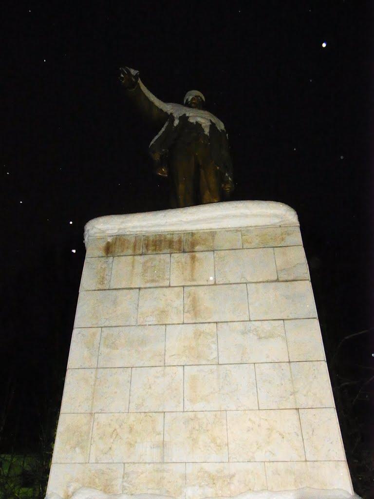 2012 Ухта, Сосногорск, Ленин, Сосногорск